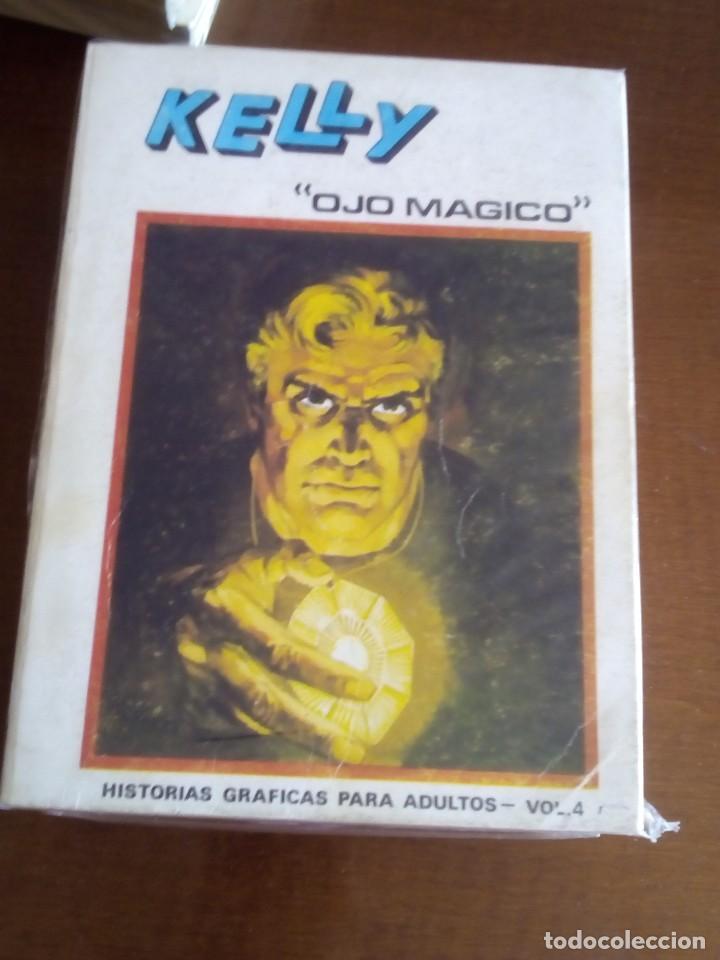 Cómics: KELLY OJO MAGICO 1 AL 7 COMPLETA - Foto 4 - 72029299