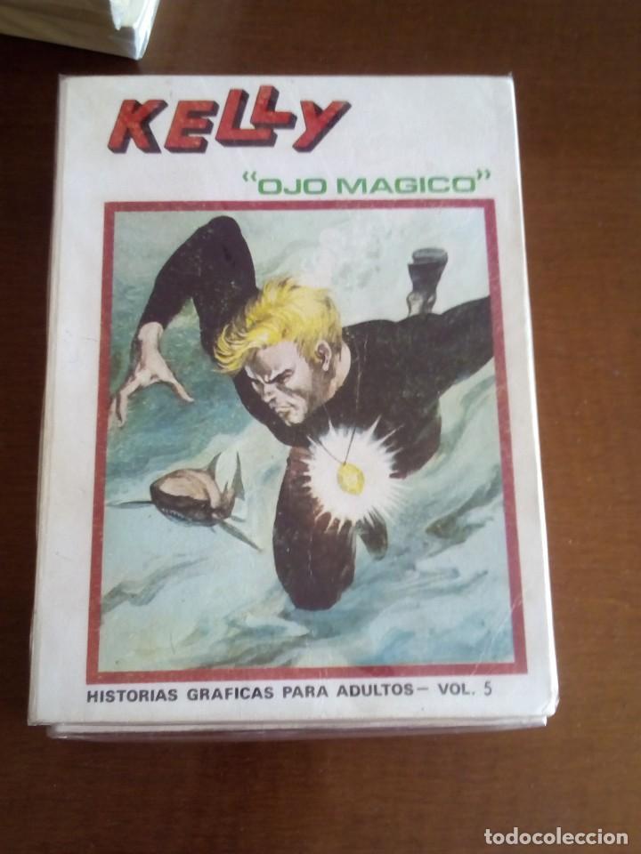 Cómics: KELLY OJO MAGICO 1 AL 7 COMPLETA - Foto 5 - 72029299