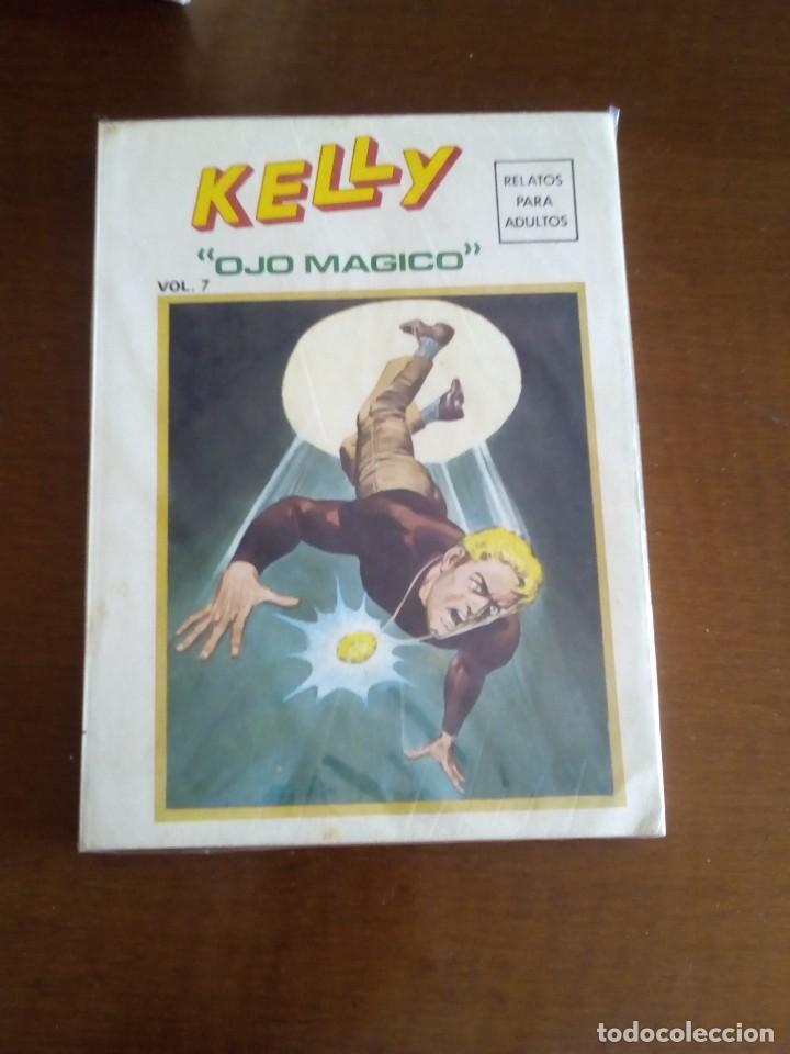 Cómics: KELLY OJO MAGICO 1 AL 7 COMPLETA - Foto 7 - 72029299