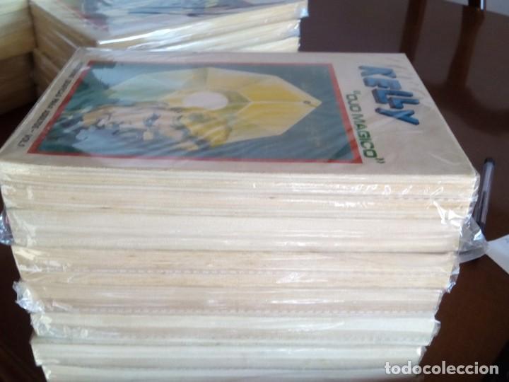 Cómics: KELLY OJO MAGICO 1 AL 7 COMPLETA - Foto 9 - 72029299