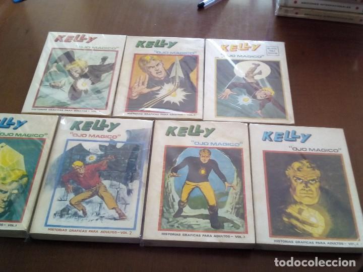 Cómics: KELLY OJO MAGICO 1 AL 7 COMPLETA - Foto 11 - 72029299