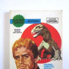 Cómics: VÉRTICE NÚMERO 77. EL FUGITIVO DE OTRA GALAXIA. EDICIONES INTERNACIONALES. COMPLETO Y EXCELENTE 1970. Lote 72108919