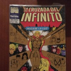Cómics: LA CRUZADA DEL INFINITO - NÚMERO 1 DE 11 - FORUM. Lote 72148327