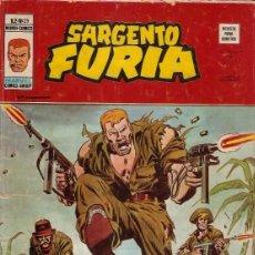 Comics : COMIC SARGENTO FURIA V.2 Nº29 EDITORIAL VERTICE . Lote 72230959