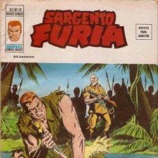 Comics : COMIC SARGENTO FURIA V.2 Nº28 EDITORIAL VERTICE . Lote 72231027
