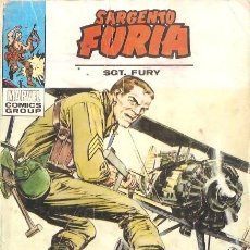 Cómics: SARGENTO FURIA VOL1 Nº8. Lote 72235367