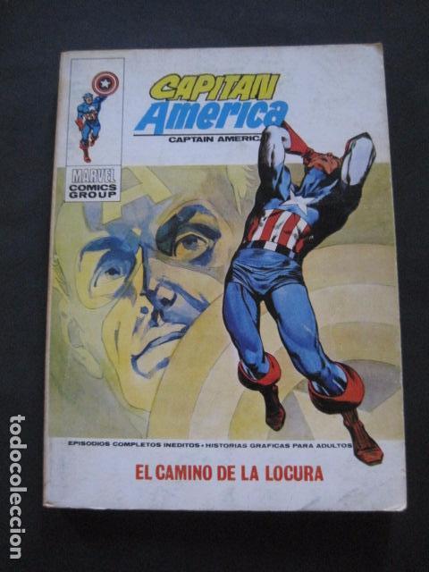 CAPITAN AMERICA - NUMERO 31 - VER FOTOS - ( V- 8103) (Tebeos y Comics - Vértice - Capitán América)