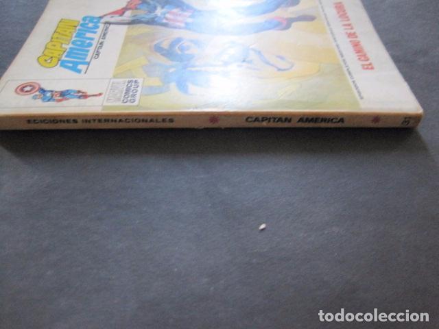 Cómics: CAPITAN AMERICA - NUMERO 31 - VER FOTOS - ( V- 8103) - Foto 5 - 72707095