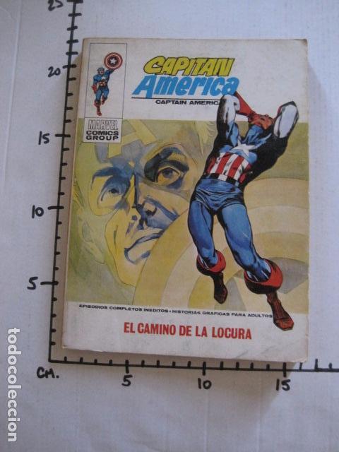 Cómics: CAPITAN AMERICA - NUMERO 31 - VER FOTOS - ( V- 8103) - Foto 6 - 72707095