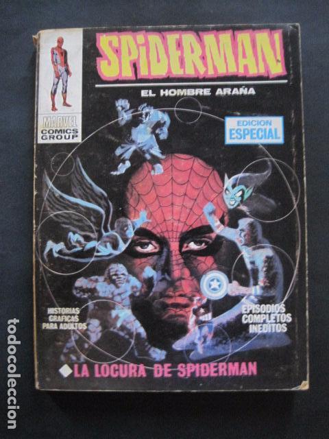 SPIDERMAN - NUMERO 10 - VER FOTOS - ( V- 8107) (Tebeos y Comics - Vértice - Otros)