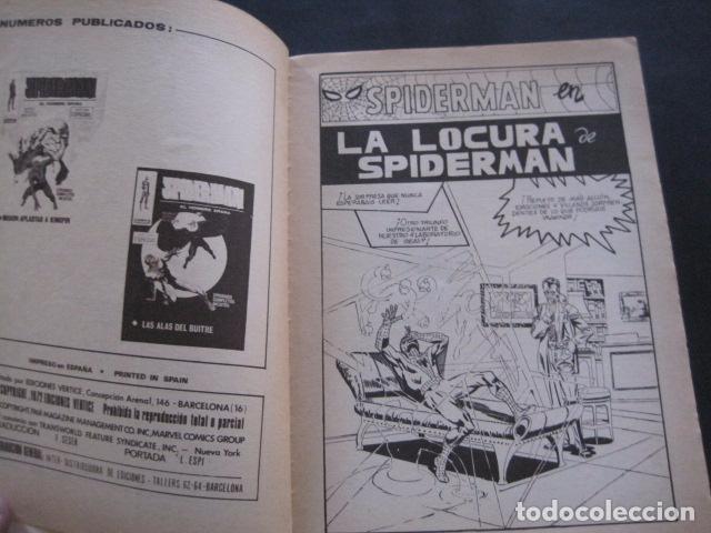 Cómics: SPIDERMAN - NUMERO 10 - VER FOTOS - ( V- 8107) - Foto 3 - 72707519