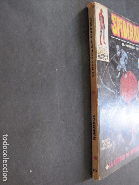 Cómics: SPIDERMAN - NUMERO 10 - VER FOTOS - ( V- 8107) - Foto 6 - 72707519