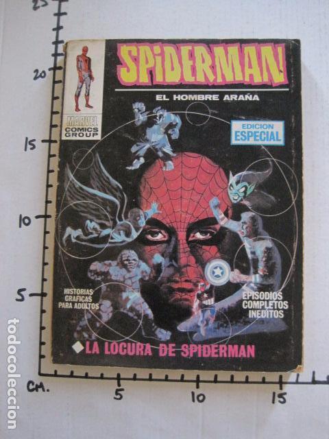 Cómics: SPIDERMAN - NUMERO 10 - VER FOTOS - ( V- 8107) - Foto 7 - 72707519
