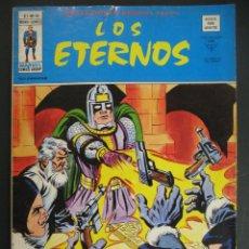 Cómics: SELECCIONES MARVEL. LOS ETERNOS: LA CUARTA HUESTE VOL1. Nº 14. Lote 72759195
