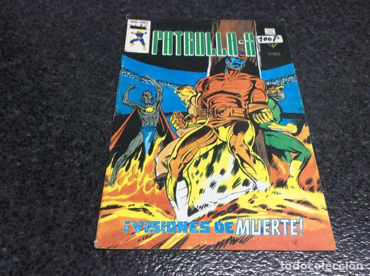 PATRULLA X VOLUMEN 3 Nº 30 - EDITA : VERTICE (Tebeos y Comics - Vértice - Patrulla X)