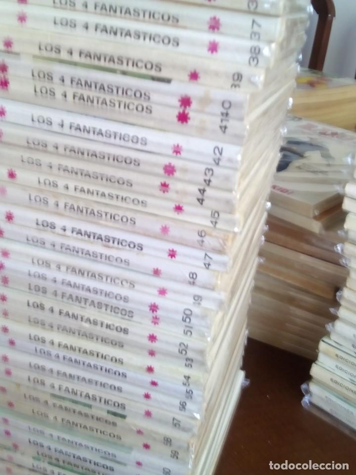 Cómics: 4 FANTASTICOS COLECCION COMPLETA N 1 AL 67 - Foto 5 - 72808943