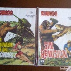 Cómics: KUNGOO N 1 Y 2 COMPLETA. Lote 72809939
