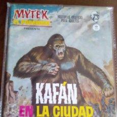 Cómics: MYTEK EL PODEROSO N 9. Lote 72810631