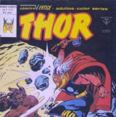 Cómics: THOR Nº51. VOLUMEN 2. EDITORIAL VÉRTICE. JACK KIRBY Y STAN LEE. Lote 73494363