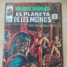 Cómics: EL PLANETA DE LOS MONOS VOLUMEN 2 Nº 2. VERTICE MUNDICOMICS. Lote 73525775