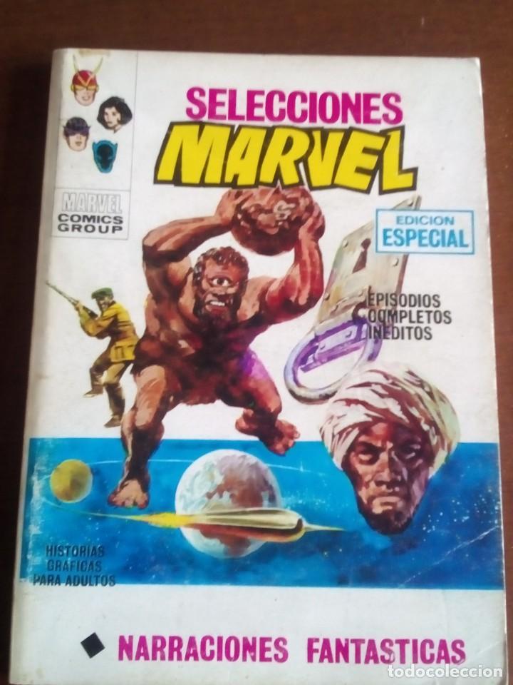 SELECCIONES MARVEL N 5 COMPLETO (Tebeos y Comics - Vértice - Fleetway)
