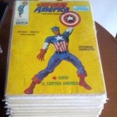 Cómics: CAPITAN AMERICA N-1 AL 36 COMPLETA. Lote 73629779
