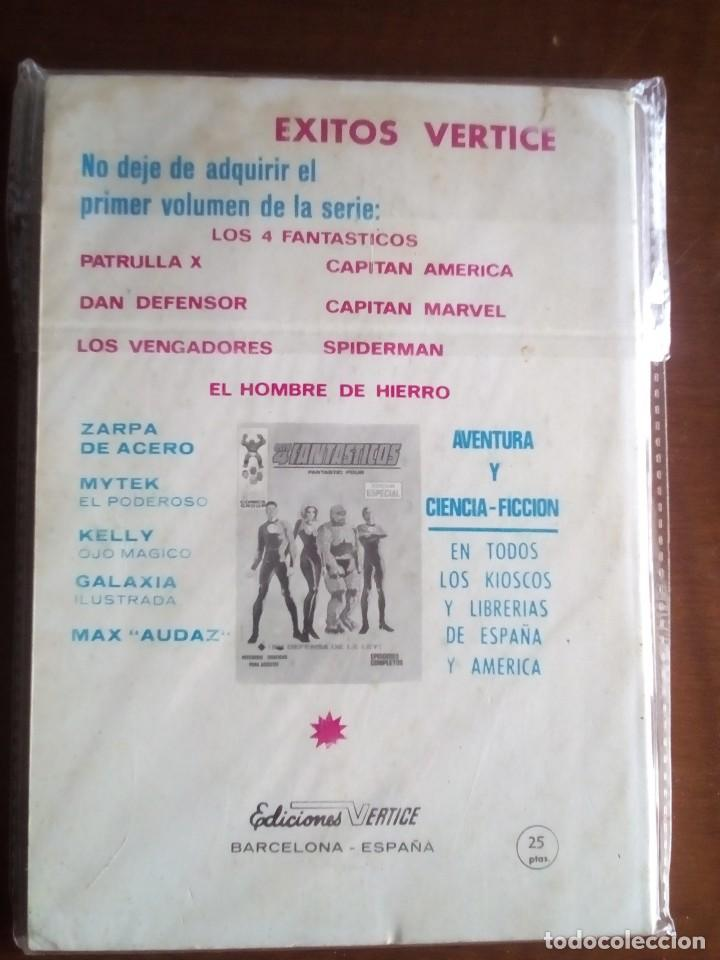 Cómics: CAPITAN AMERICA N-1 AL 36 COMPLETA - Foto 9 - 73629779