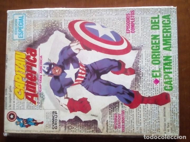 Cómics: CAPITAN AMERICA N-1 AL 36 COMPLETA - Foto 10 - 73629779