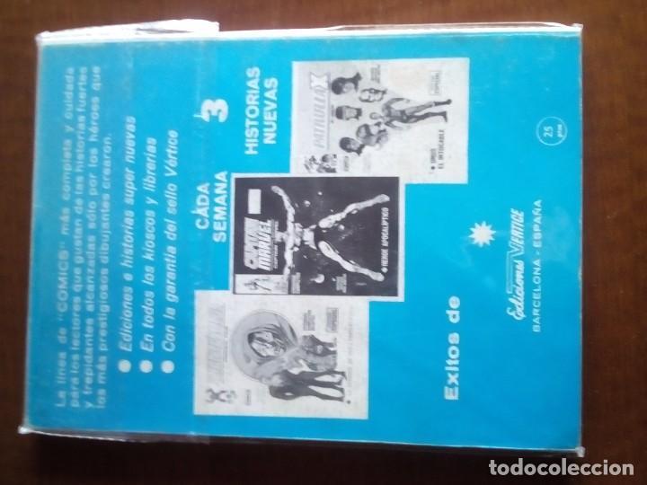 Cómics: CAPITAN AMERICA N-1 AL 36 COMPLETA - Foto 11 - 73629779