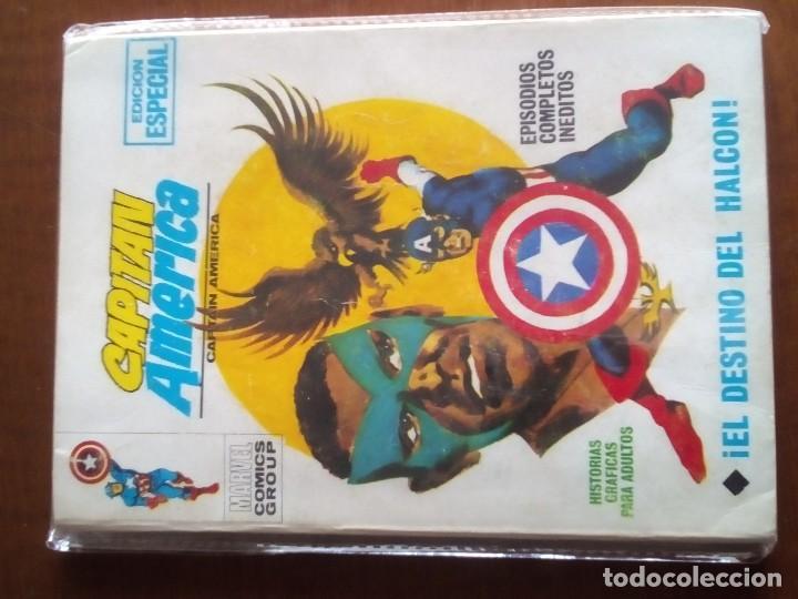 Cómics: CAPITAN AMERICA N-1 AL 36 COMPLETA - Foto 26 - 73629779