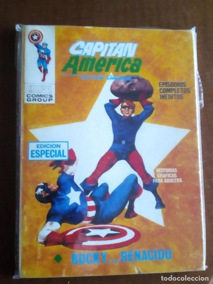 Cómics: CAPITAN AMERICA N-1 AL 36 COMPLETA - Foto 33 - 73629779