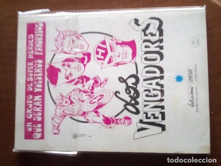 Cómics: CAPITAN AMERICA N-1 AL 36 COMPLETA - Foto 34 - 73629779