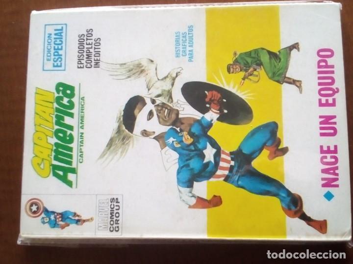 Cómics: CAPITAN AMERICA N-1 AL 36 COMPLETA - Foto 37 - 73629779
