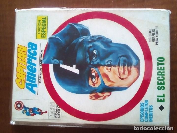Cómics: CAPITAN AMERICA N-1 AL 36 COMPLETA - Foto 42 - 73629779