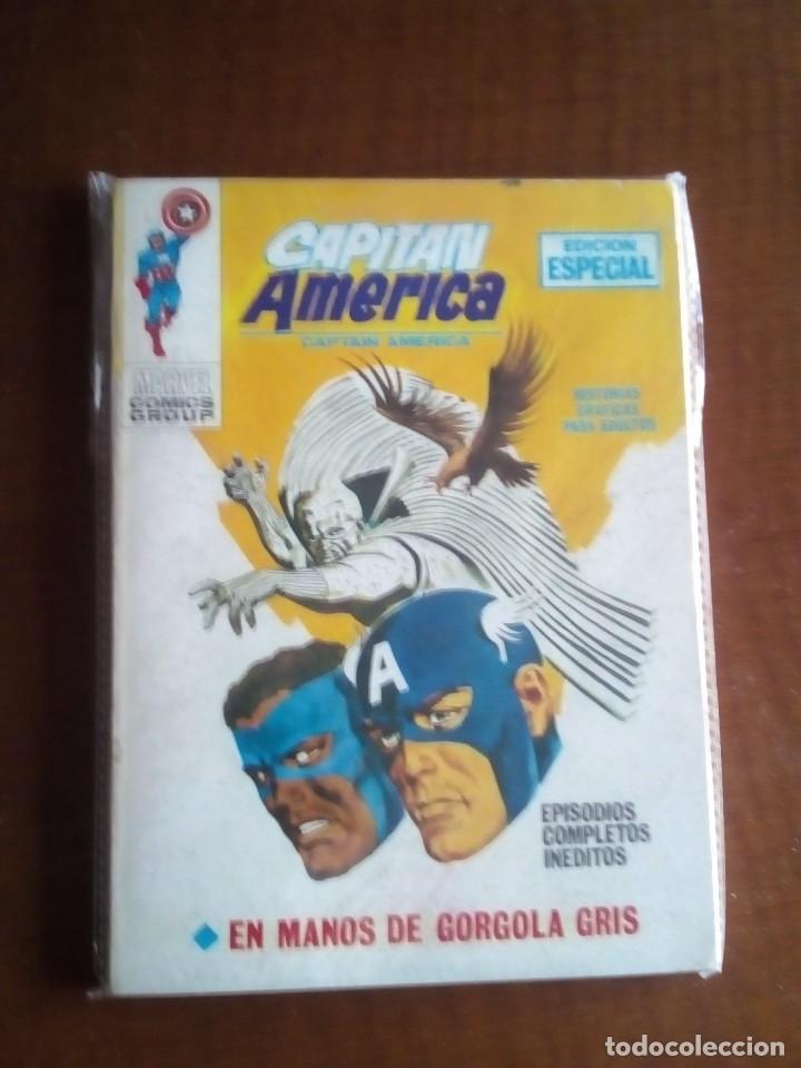 Cómics: CAPITAN AMERICA N-1 AL 36 COMPLETA - Foto 44 - 73629779