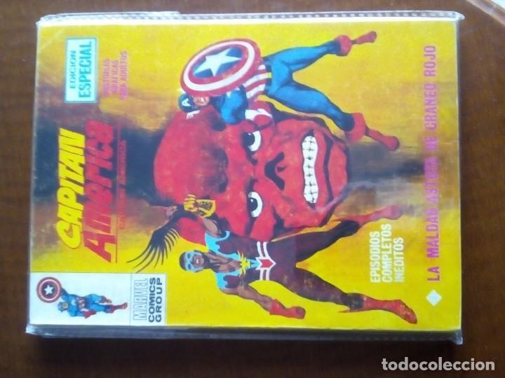 Cómics: CAPITAN AMERICA N-1 AL 36 COMPLETA - Foto 46 - 73629779