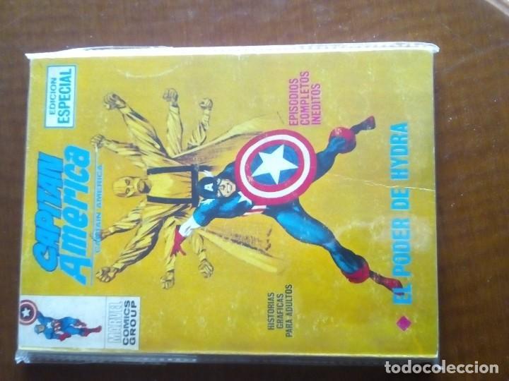 Cómics: CAPITAN AMERICA N-1 AL 36 COMPLETA - Foto 48 - 73629779