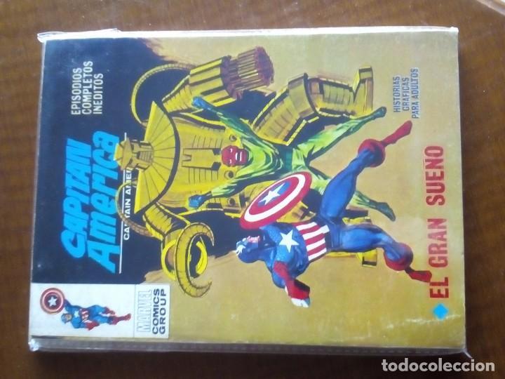 Cómics: CAPITAN AMERICA N-1 AL 36 COMPLETA - Foto 52 - 73629779