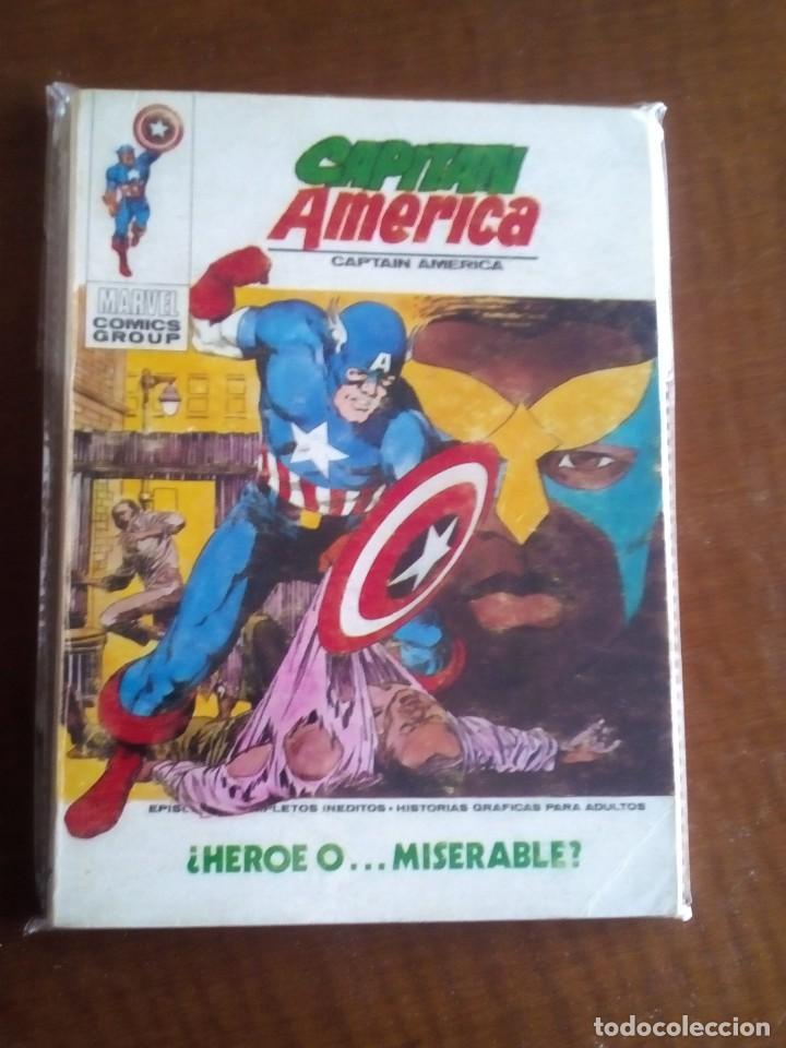 Cómics: CAPITAN AMERICA N-1 AL 36 COMPLETA - Foto 58 - 73629779