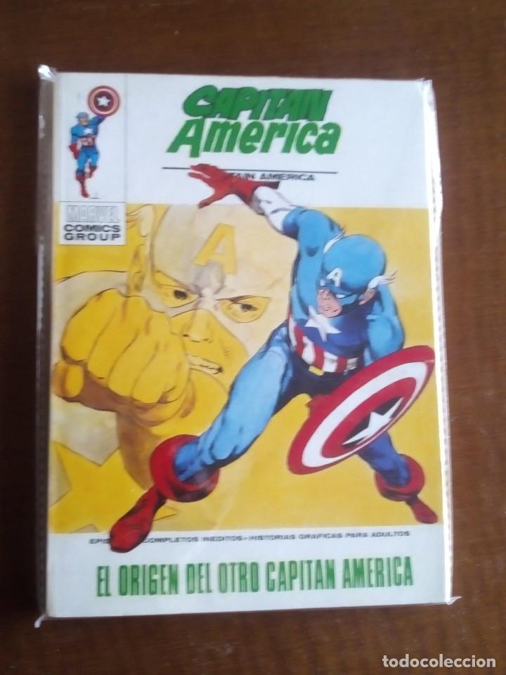 Cómics: CAPITAN AMERICA N-1 AL 36 COMPLETA - Foto 60 - 73629779