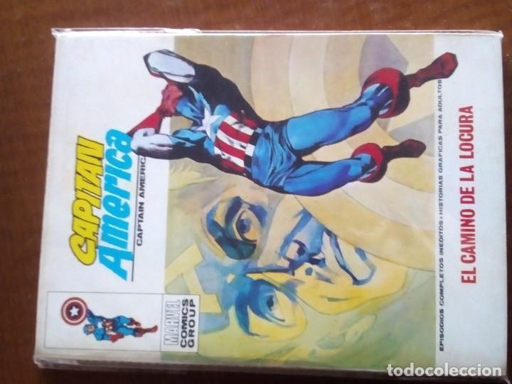 Cómics: CAPITAN AMERICA N-1 AL 36 COMPLETA - Foto 66 - 73629779