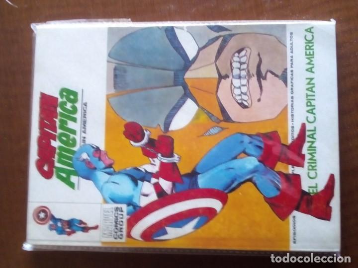 Cómics: CAPITAN AMERICA N-1 AL 36 COMPLETA - Foto 74 - 73629779