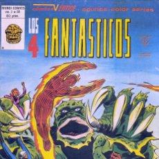 Cómics: 4 FANTÁTICOS Nº30. EDITORIAL VÉRTICE, 1979. V3. STAN LEE Y JACK KIRBY . Lote 73641359
