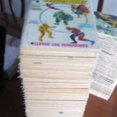 Cómics: LOS VENGADORES COLECCION COMPLETA N 1 AL 52. Lote 73654747