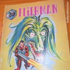 Cómics: FLIERMAN Nº 3 - SPIDER -SURCO. Lote 73675115