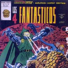 Cómics: 4 FANTÁSTICOS Nº32. V3. EDITORIAL VÉRTICE, 1979. STAN LEE Y JACK KIRBY. Lote 73697951