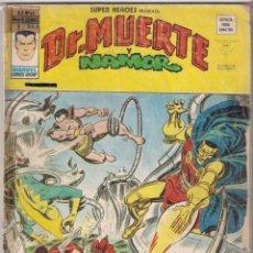 Cómics: SÚPER HÉROES VOLUMEN 2. Nº 66. DOCTOR MUERTE Y NAMOR. Lote 73799883