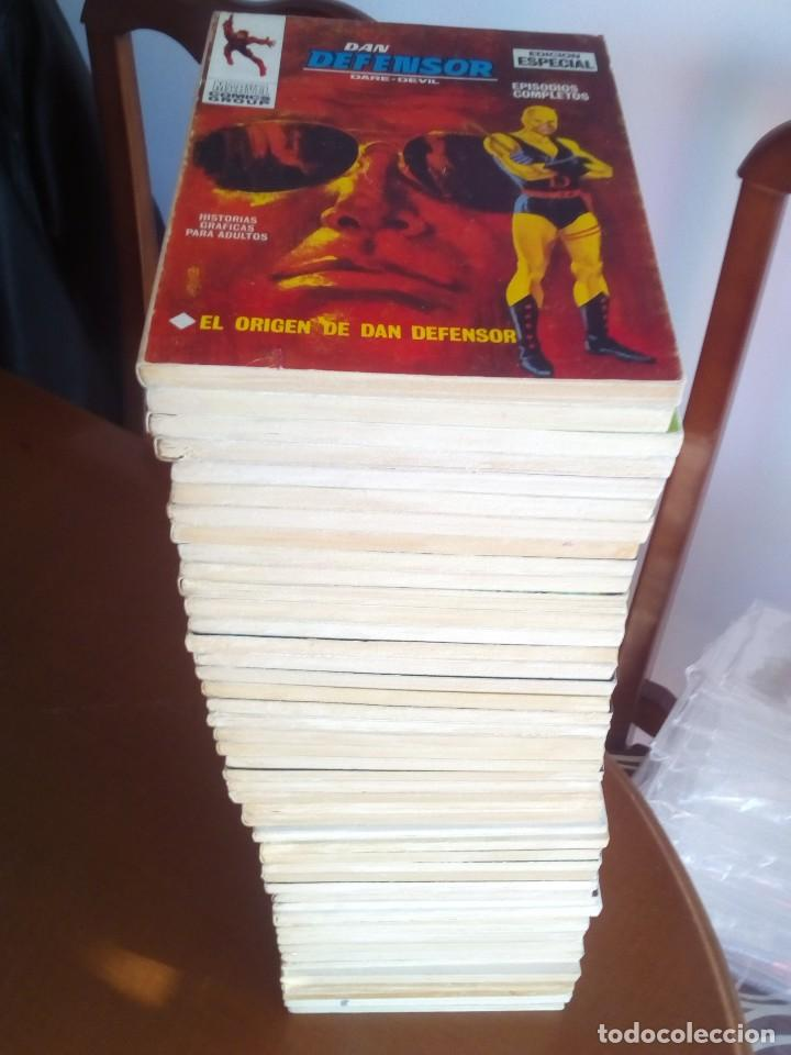DAN DEFENSOR N 1 AL 48 COMPLETA (Tebeos y Comics - Vértice - Dan Defensor)
