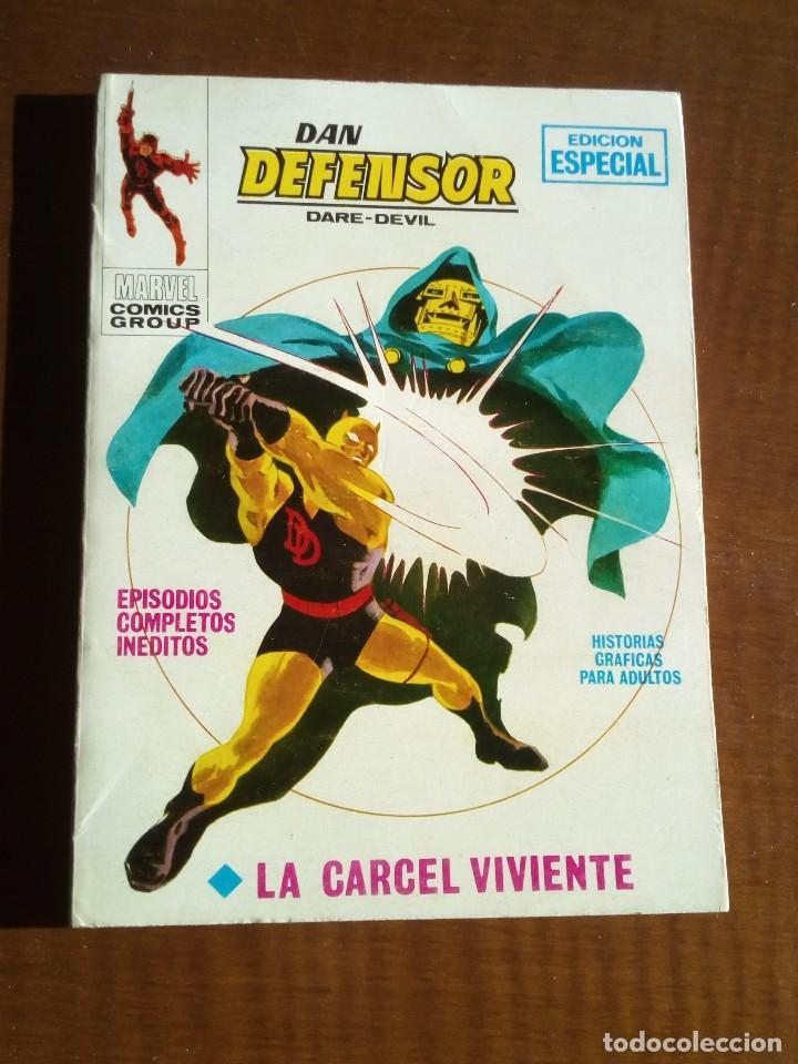 Cómics: DAN DEFENSOR N 1 AL 48 COMPLETA - Foto 36 - 73821483