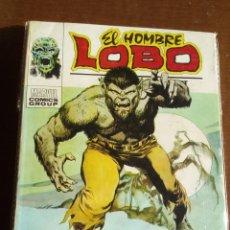 Cómics: HOMBRE LOBO N 1. Lote 73825035
